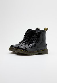 Dr. Martens - 1460 GLITTER - Šněrovací kotníkové boty - black - 1