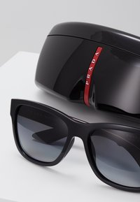 Prada Linea Rossa - Lunettes de soleil - black - 3