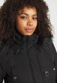 ONLY - ONLIRIS  - Zimní kabát - black - 4