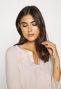 comma - 3/4 ARM - Bluse - beige - 3