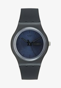 Swatch - BLACK REBEL - Zegarek - black - 2