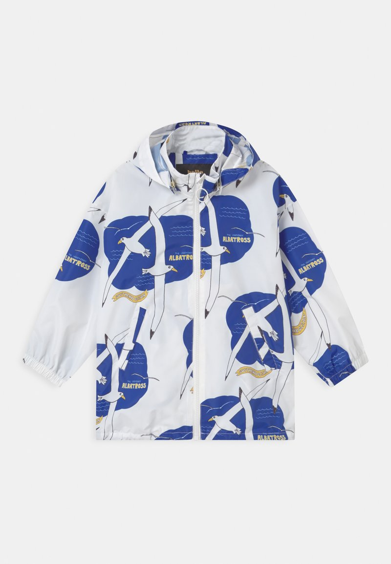 Mini Rodini - ALBATROS - Waterproof jacket - offwhite
