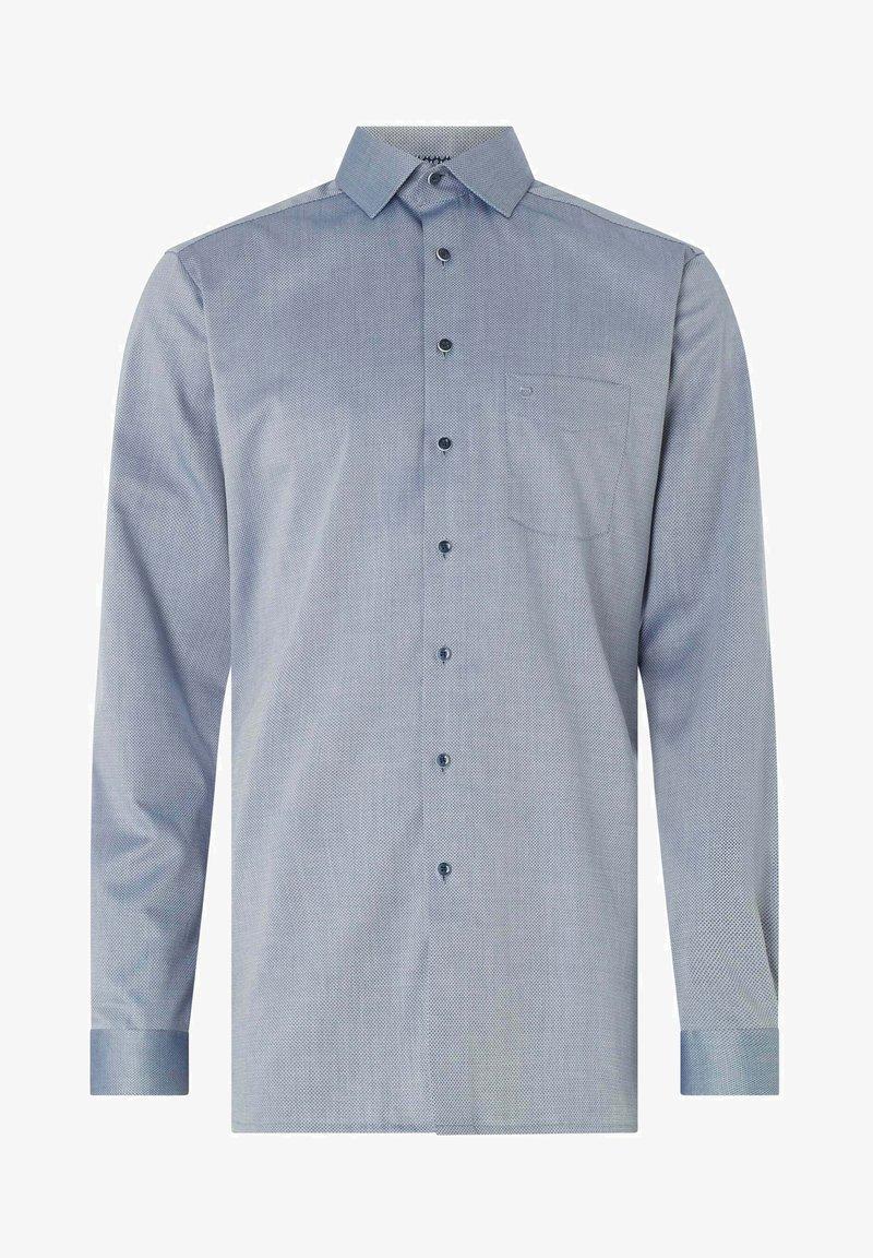 OLYMP - REGULAR FIT - Formal shirt - marineblau