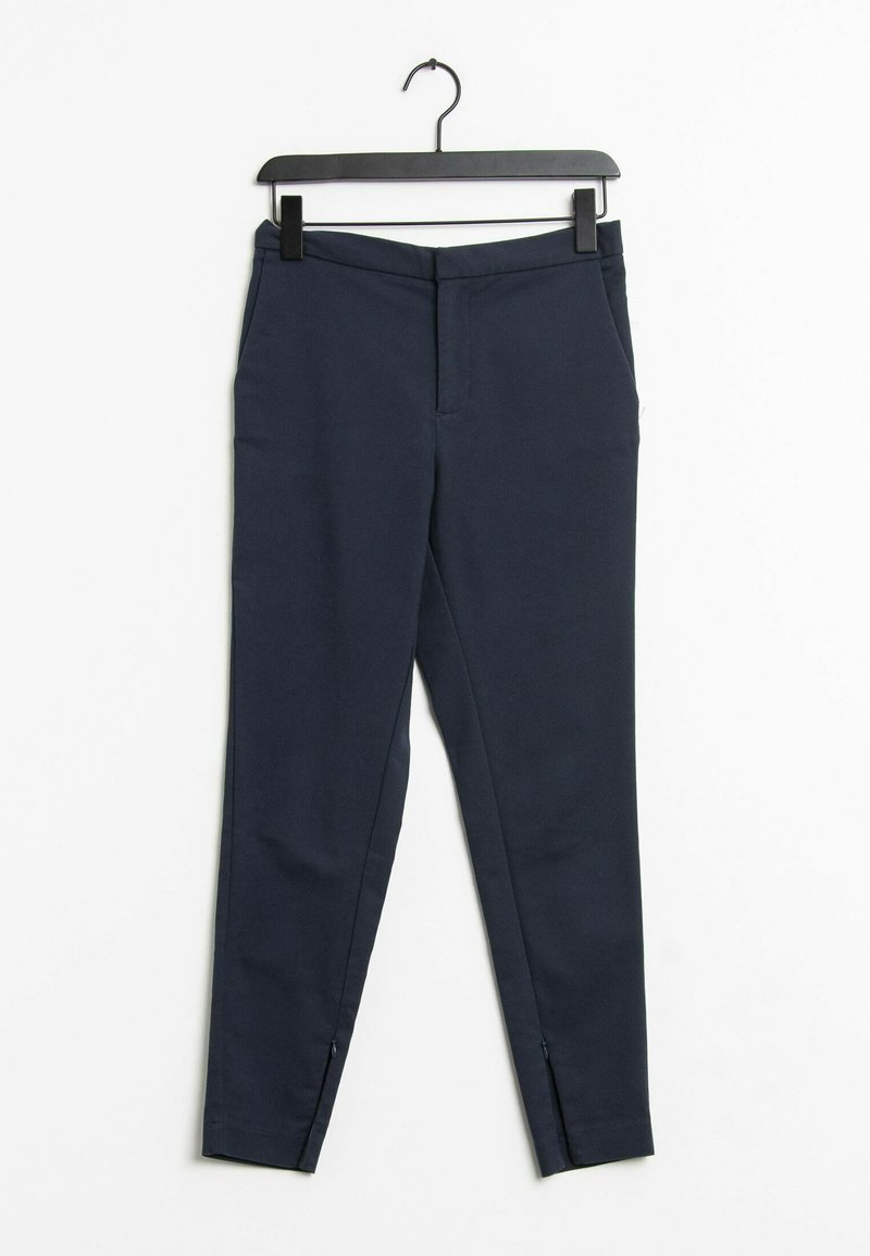 Selected Femme - Trousers - blue
