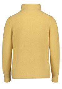 Betty & Co - Jumper - middle yellow melange - 1