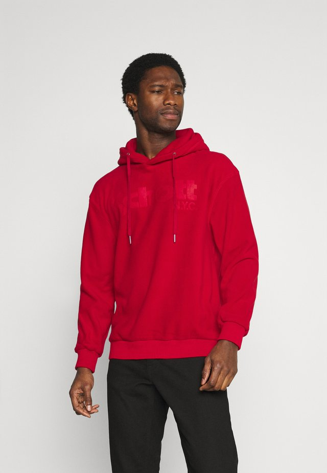 BILLY - Hoodie - red
