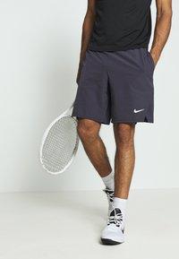 Nike Performance - FLX ACE - kurze Sporthose - gridiron/white - 0
