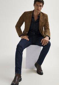 Massimo Dutti - Blazer jacket - brown - 6
