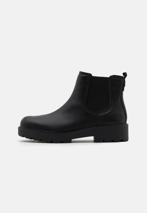 MARKSTRUM - Bottines à plateau - black