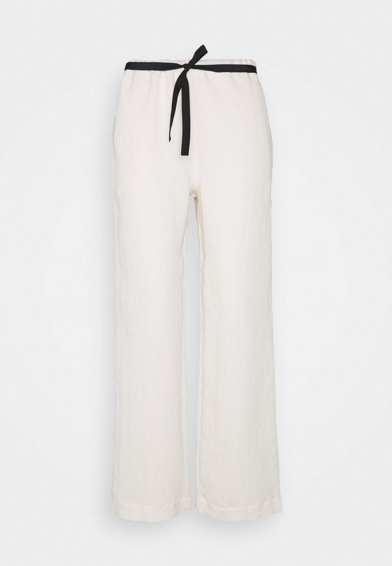 Victoria Victoria Beckham - 3D TROUSER - Trousers - ecru