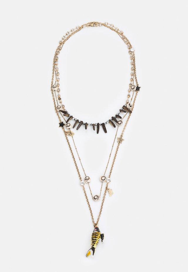 ASTICE 3 PACK - Collar - schwarz