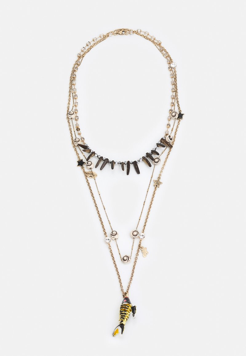 WEEKEND MaxMara - ASTICE 3 PACK - Necklace - schwarz