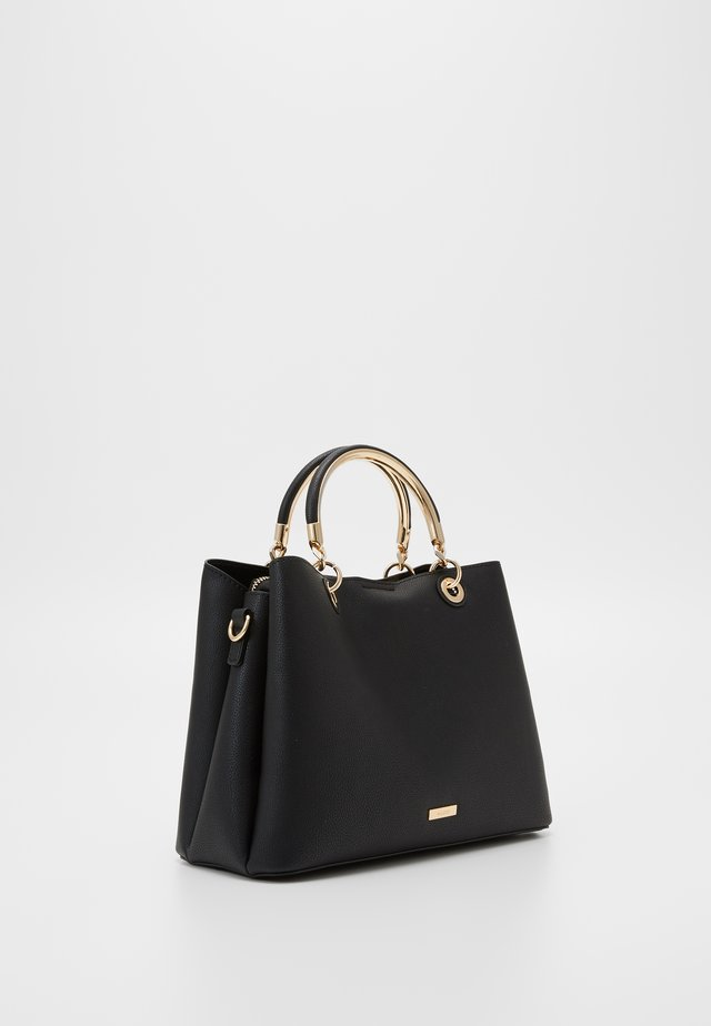 CHERRAWIA - Tote bag - black