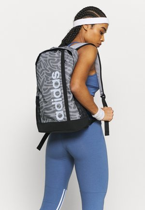 GRAPHIC - Mochila - black/white