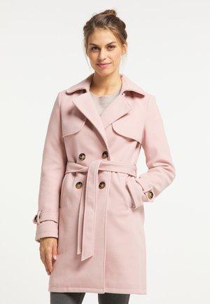 Trenchcoat - rosa