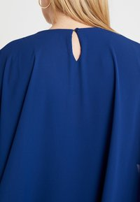 CAPSULE by Simply Be - OVERLAY - Blouse - navy - 5