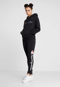 Champion - Luvtröja - black - 1