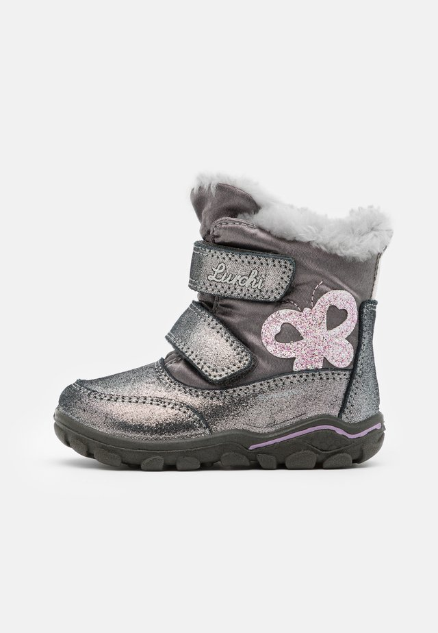 KERANI SYMPATEX - Winter boots - grey rose