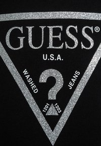 Guess - JUNIOR CORE - Mikina - noir - 2