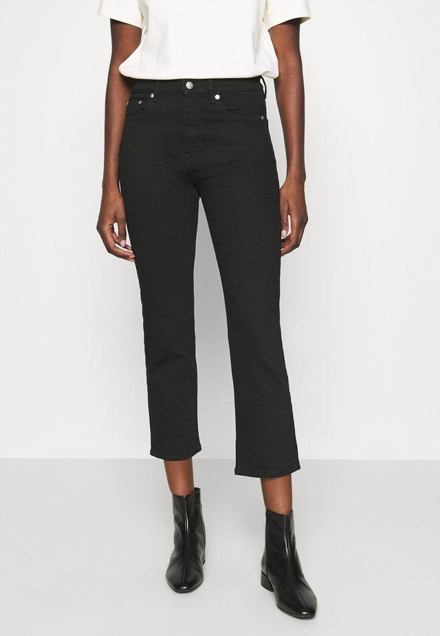 Slim fit jeans - black dark