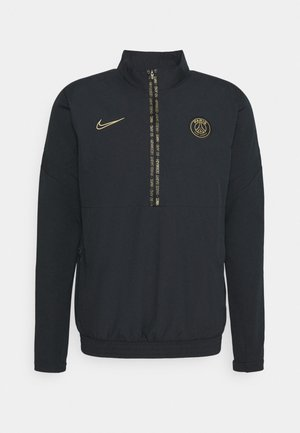 PARIS ST GERMAIN  - Equipación de clubes - black/white/truly gold