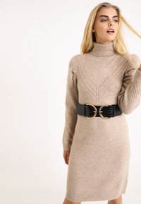 Pimkie - Jumper dress - beige - 0