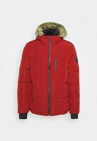 Brave Soul - TRAIL - Winter jacket - chilli red - 4