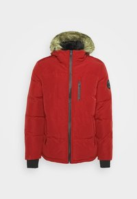 TRAIL - Winter jacket - chilli red