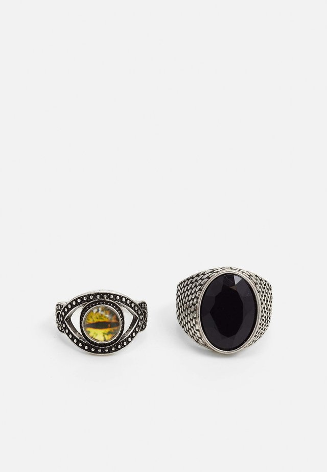 2 PACK - Ringar - black
