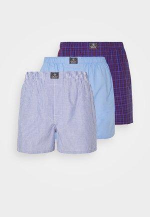 3 PACK - Boxershort - blue