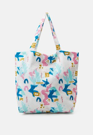 TOTE BAG L - Tote bag - multicoloured