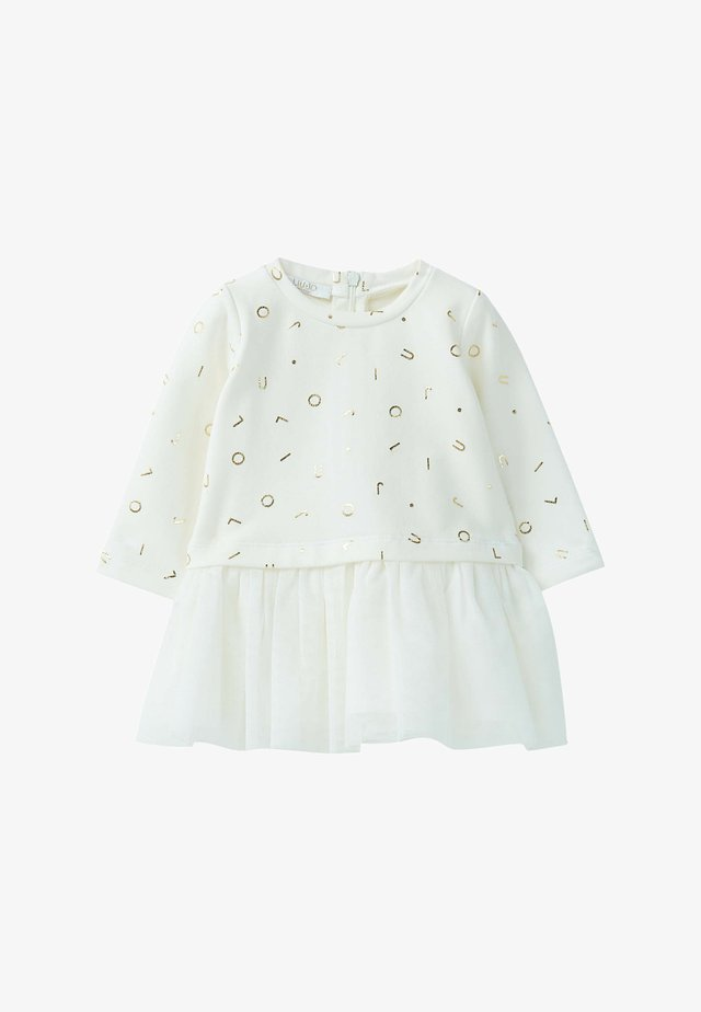 LIU JO KIDS - Day dress - white