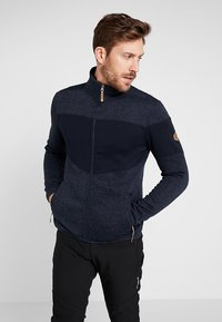 Icepeak - ABBOTT - Fleece jacket - dark blue - 0