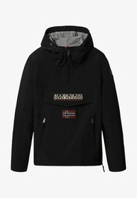 Napapijri - RAINFOREST SUMMER POCKET - Vindjacka - black - 7