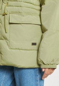 Moss Copenhagen - PETRINA JACKET - Winter jacket - sage - 5