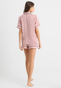 Anna Field - Pyjama set - pink/black - 2