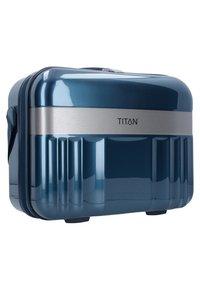 Titan - SPOTLIGHT FLASH - Kosmetiktasche - blue - 3