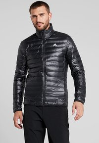 adidas Performance - VARILITE DOWN JACKET - Winter jacket - black - 0