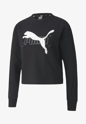 NU-TILITY - Sweatshirt -  black