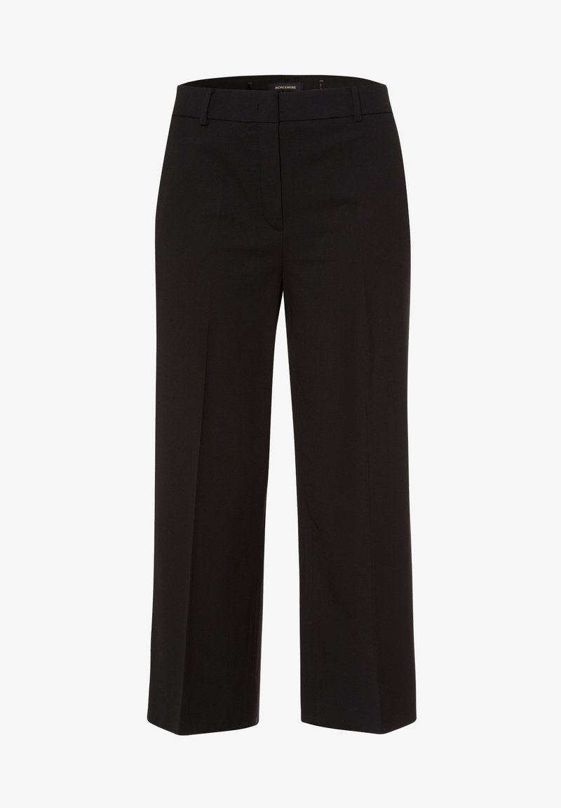 More & More - Trousers - schwarz
