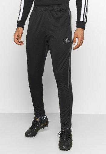 TIRO  - Pantaloni sportivi - black