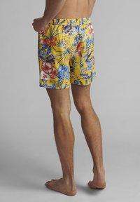 Anerkjendt - AKSHARK  - Swimming shorts - sulphur - 2