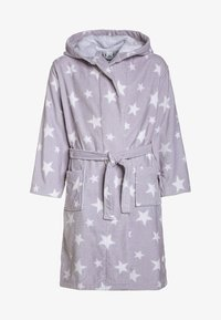 Sanetta - Dressing gown - silber - 0