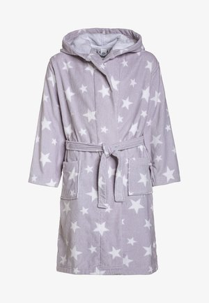 Dressing gown - silber
