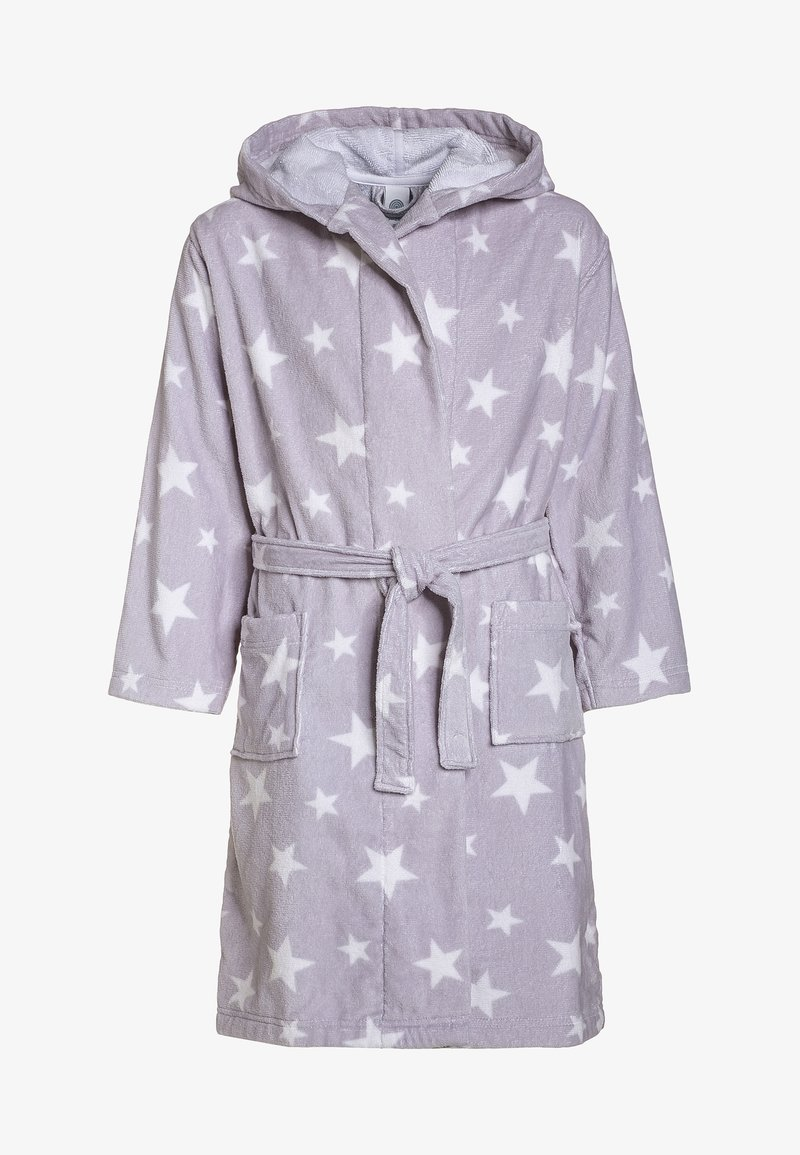 Sanetta - Dressing gown - silber