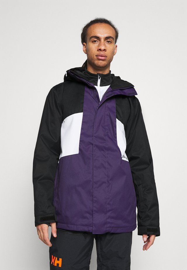 DEFY JACKET - Snowboard jacket - grape
