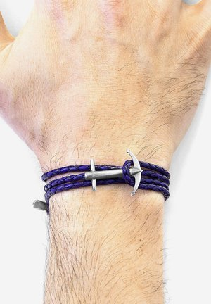 ADMIRAL ANCHOR - Bracelet - purple