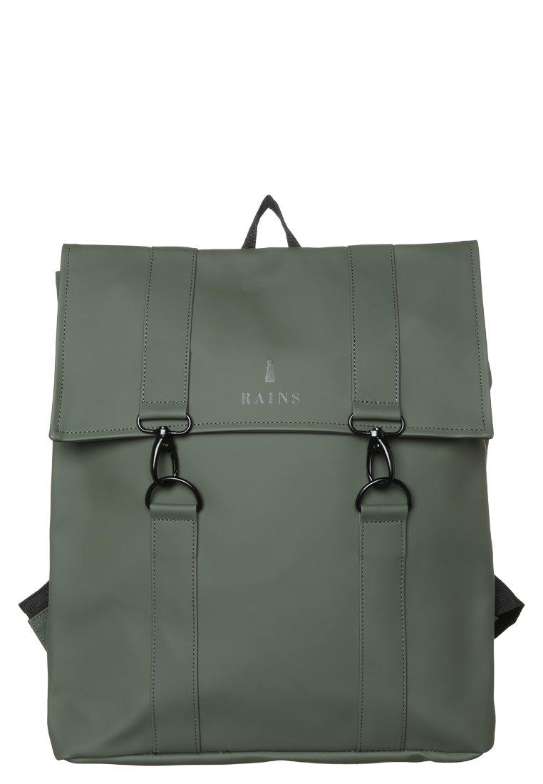 Uomo BAG UNISEX - Zaino - green