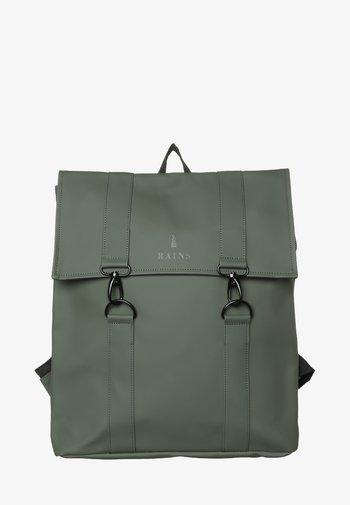 BAG UNISEX - Sac à dos - green