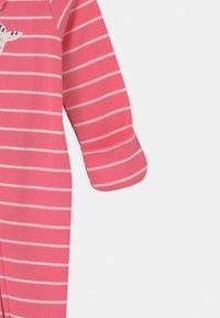 Carter's - WHALE - Dupačky na spaní - pink - 2
